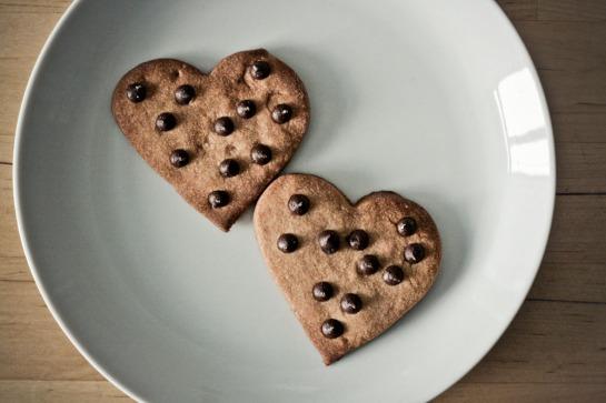 chocolate cookies_biscotti al cioccolato