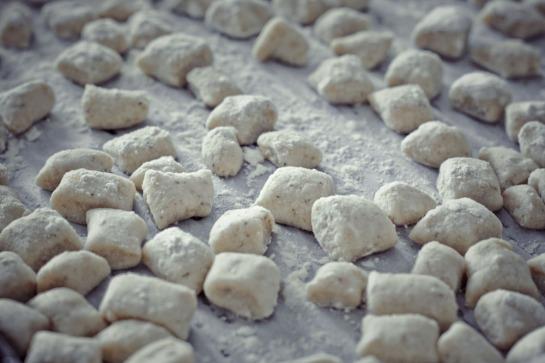 gnocchi grano saraceno senza uova