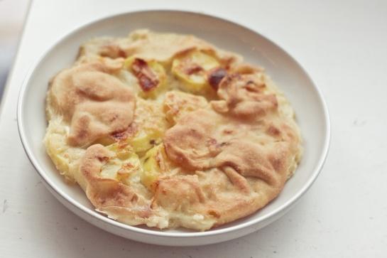 sfornato di patate e besciamella-7