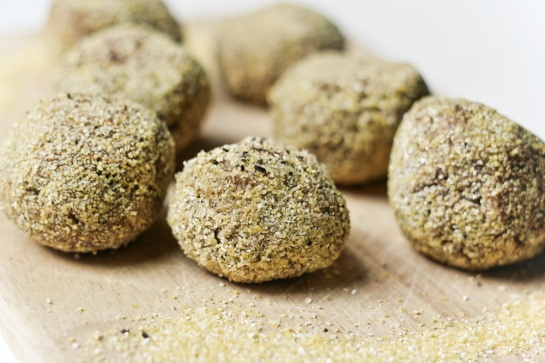 polpette vegan quinoa melanzane (2 di 5)