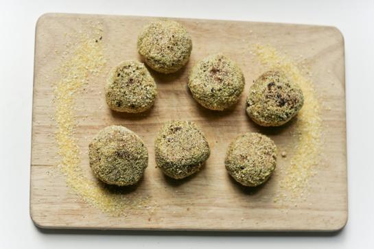 polpette vegan quinoa melanzane (4 di 5)