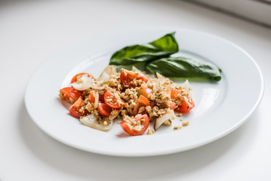 panzanella invernale di soia gluten free-2