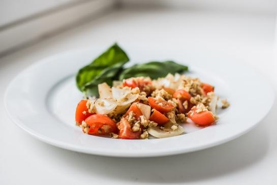 panzanella invernale di soia gluten free-3